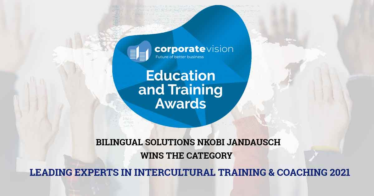 LEADING EXPERTS IN INTERCULTURAL TRAINING & COACHING 2021